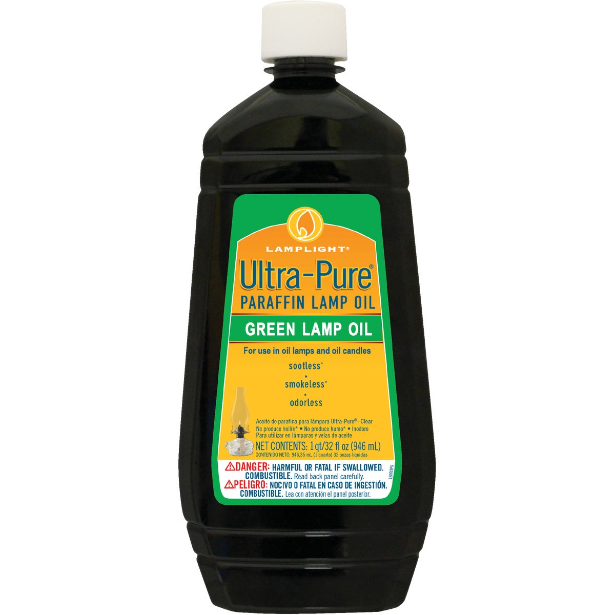 32OZ GREEN LAMP OIL