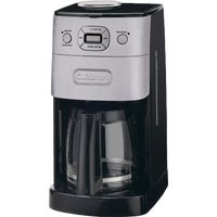 Cuisinart SS/BLK 12C COFFEE MAKER DGB-625BC