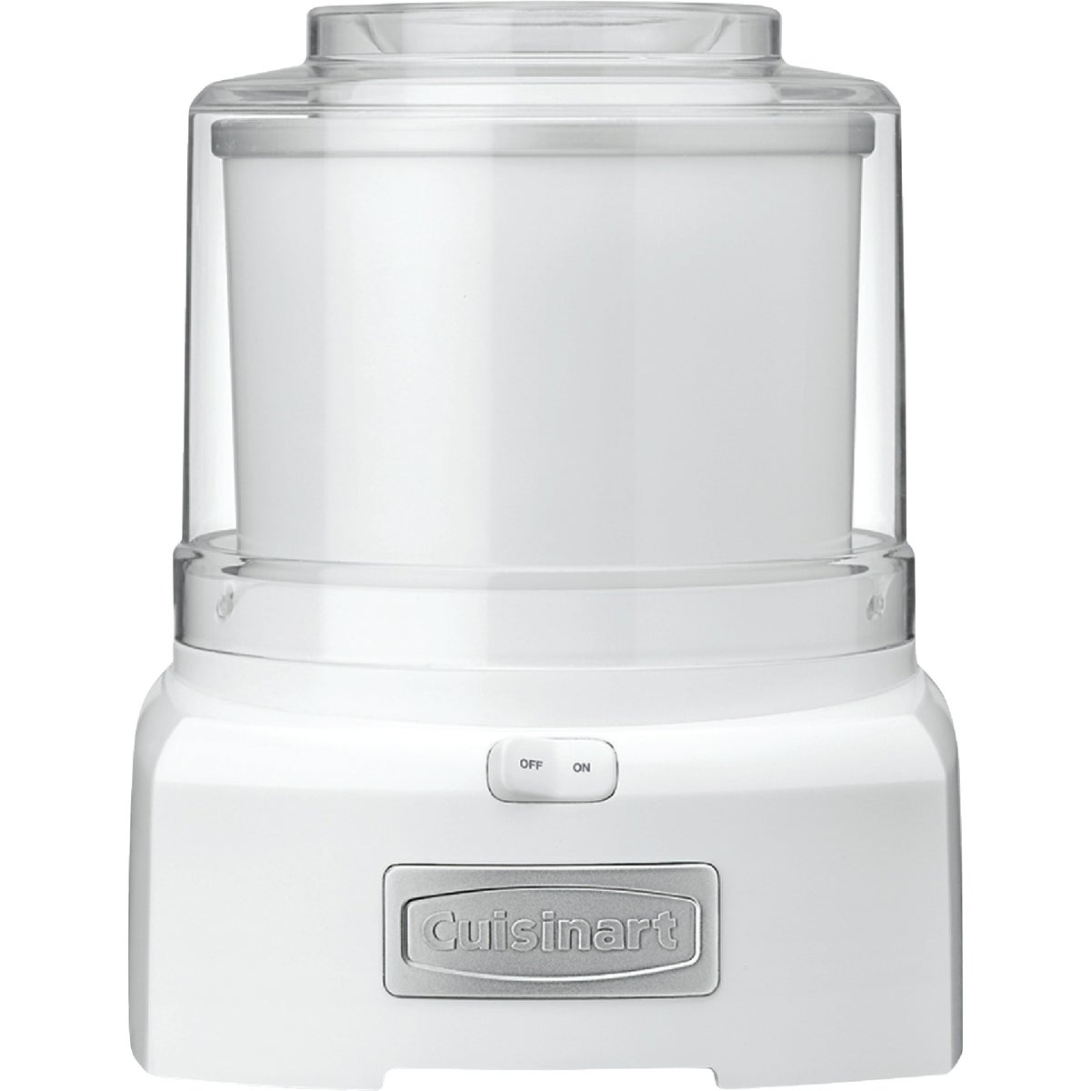 1-1/2QT ICE CREAM MAKER - ICE-21 by Cuisinart