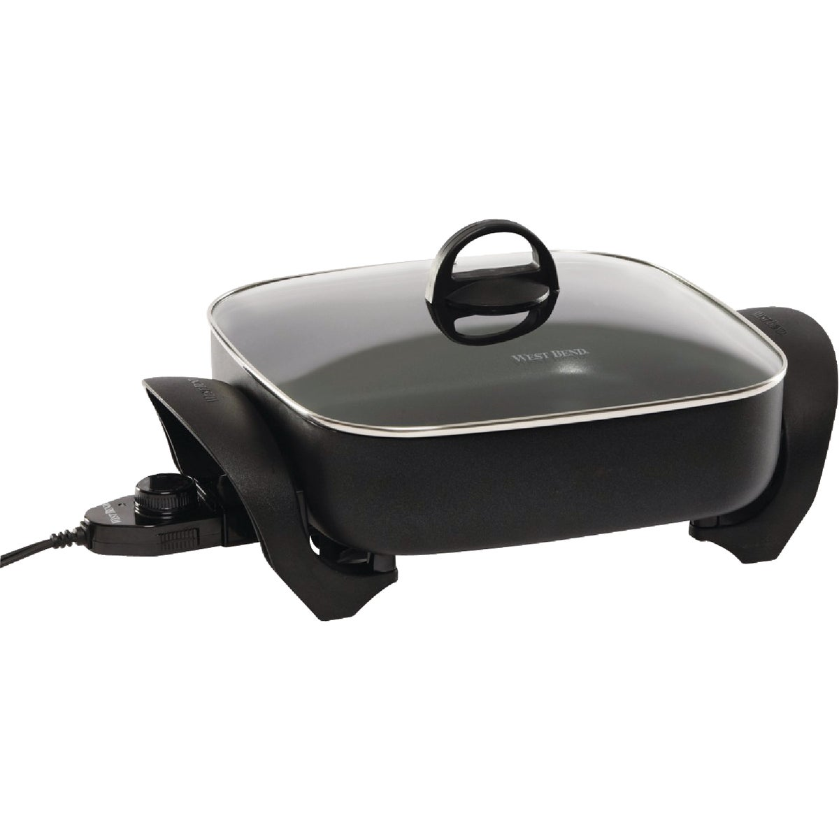 "12""DEEP ELECTRIC SKILLET - 72212 by Focus Electrics Llc"