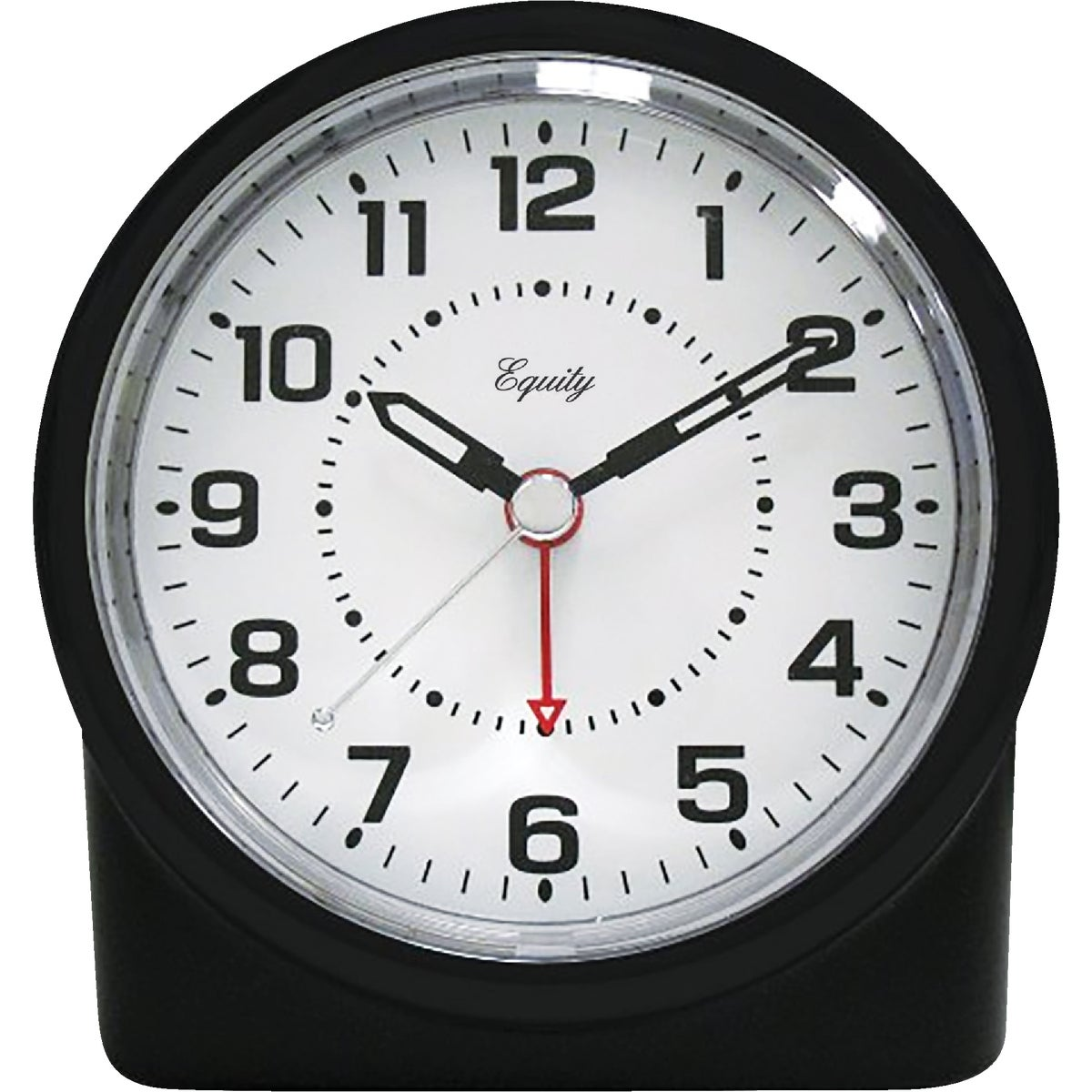 QUARTZ ALARM CLOCK - 03675E by Geneva Clock Company