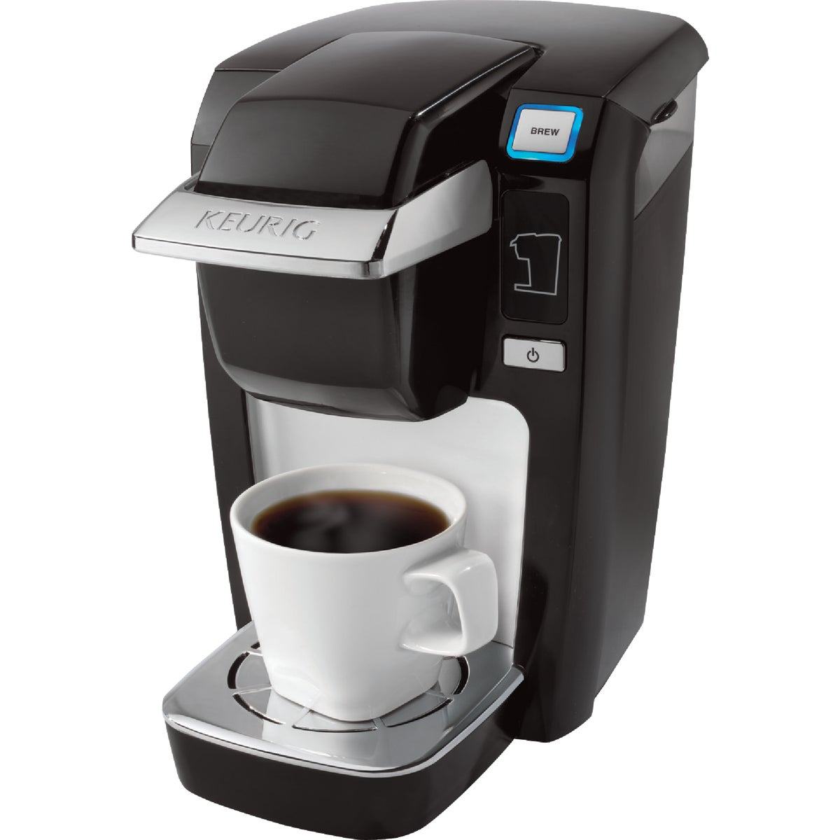 K10 BLK MINI PLUS BREWER - 114032 by Keurig     M Block