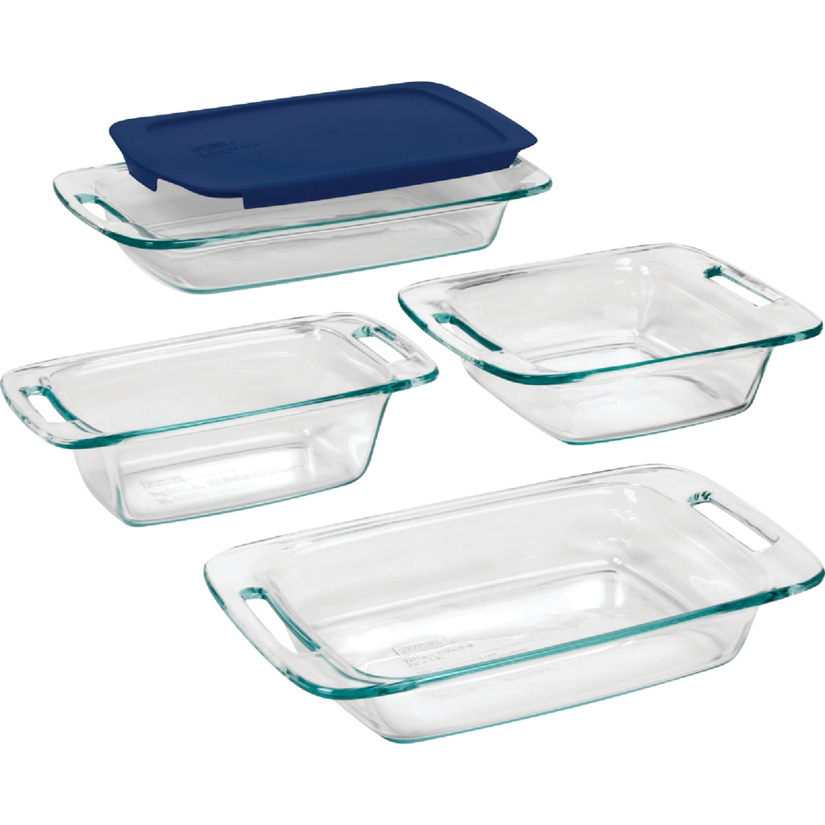 5PC PYREX BAKEWARE SET - 1093842 by World Kitchen