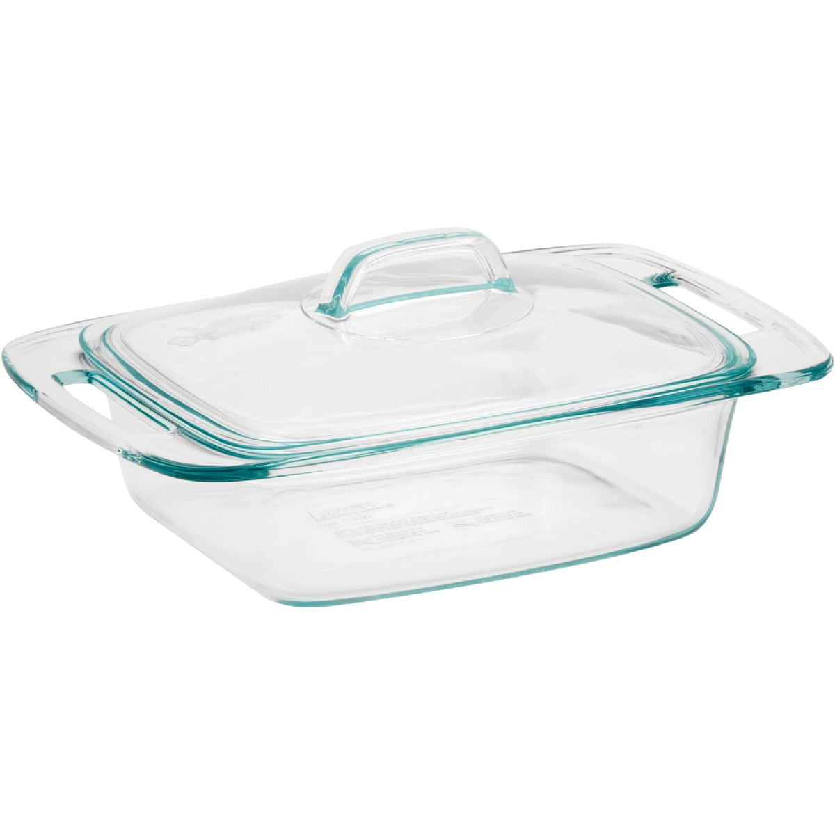 2QT CASSEROLE W/COVER - 1085801 by World Kitchen