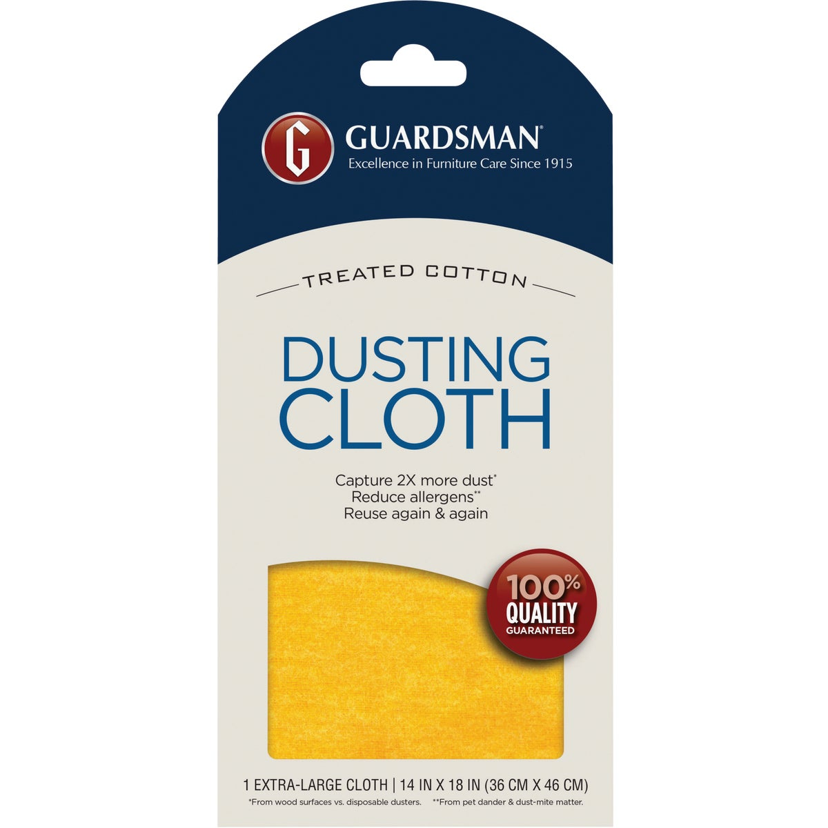 ULTIMATE DUSTING CLOTH - 462100 by Valspar  Guardsman
