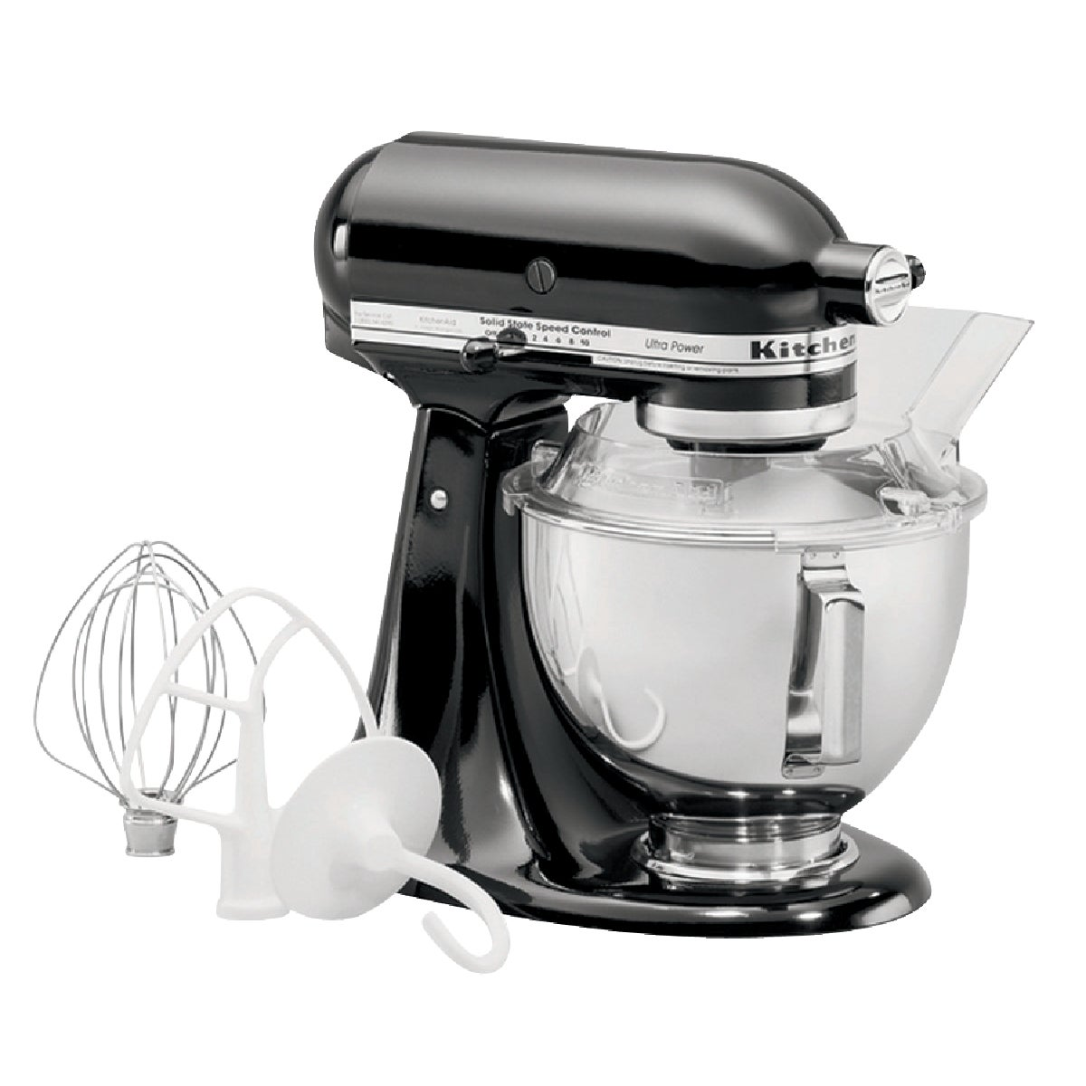 BLK ARTISAN STAND MIXER - KSM150PSOB by Kitchenaid Inc