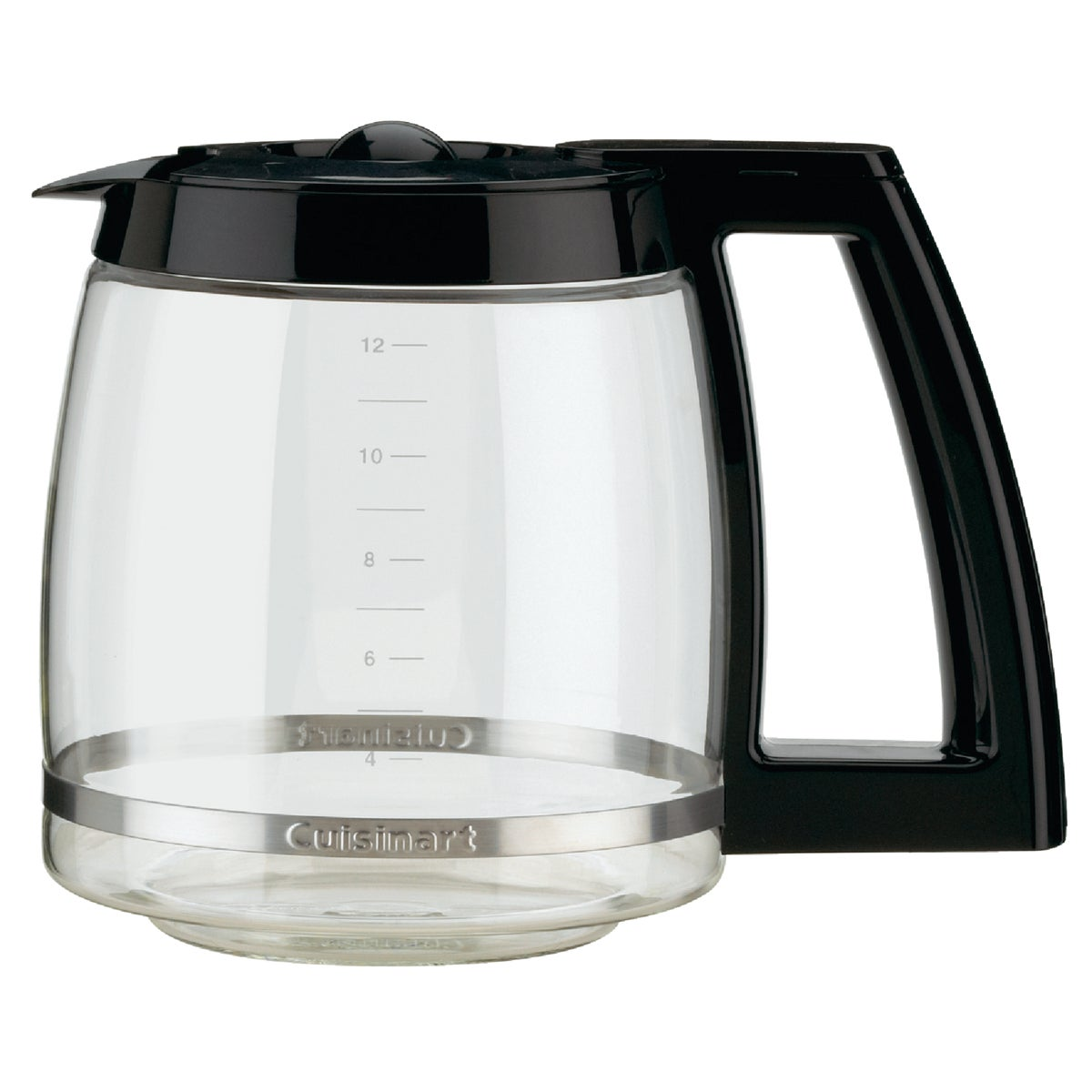 BLK 12C REPLACMNT CARAFE