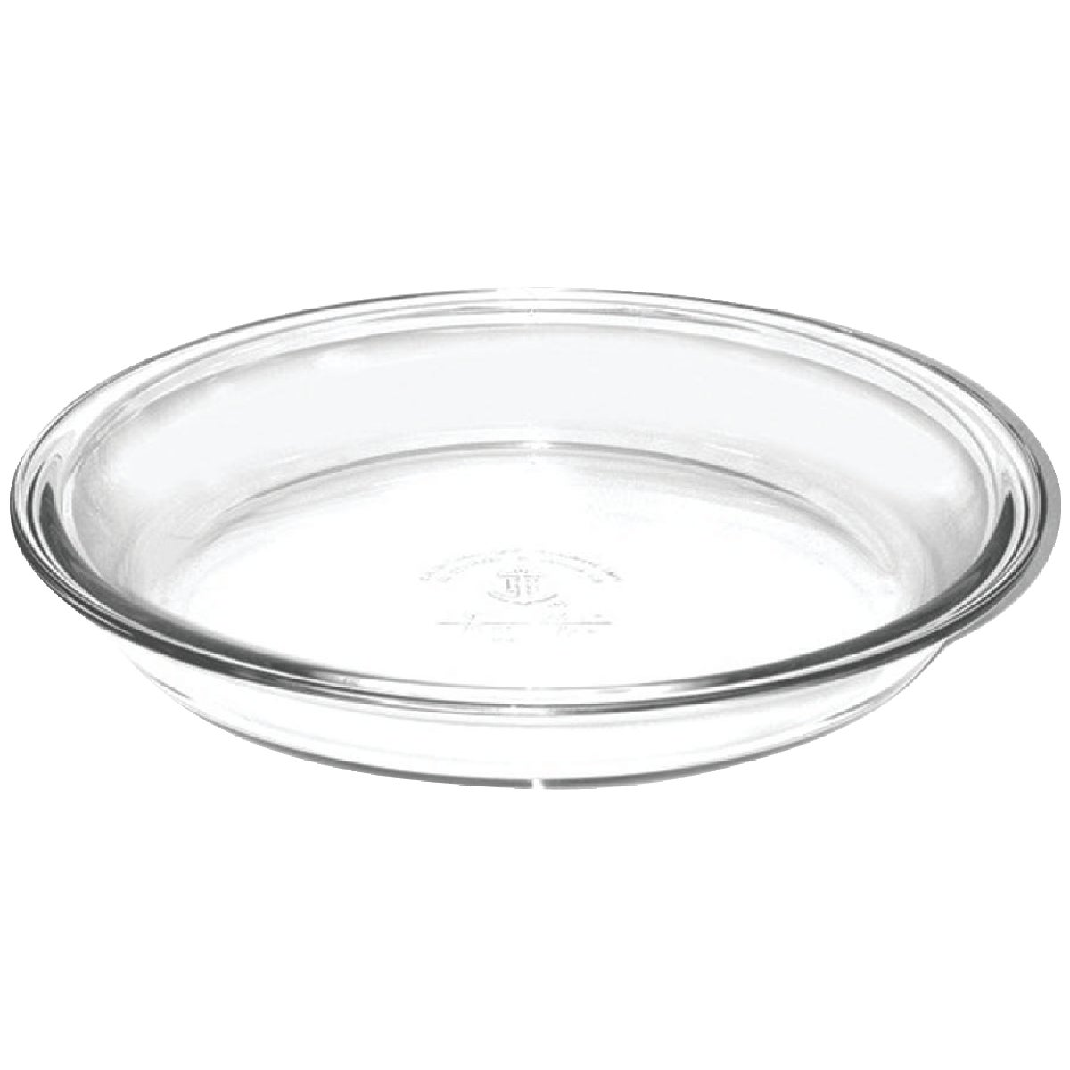 "9"" GLASS PIE PLATE - 82638OBL11 by Anchor Hckg Roberts"