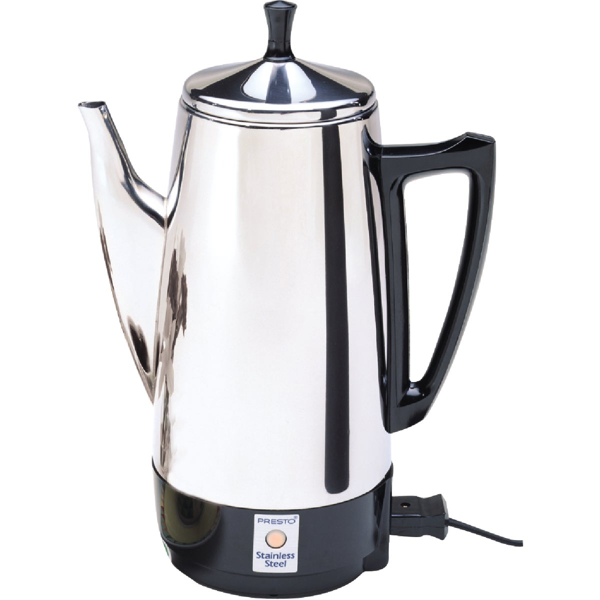 12C SS COFFEE MAKER