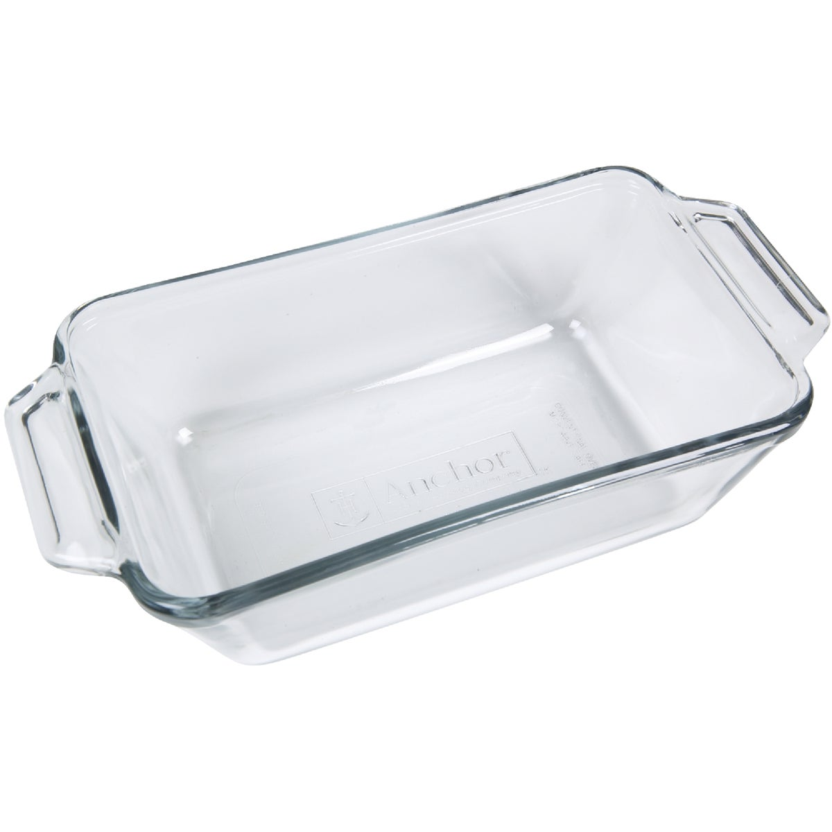 1.5QT GLASS LOAF PAN - 81933OBL11 by Anchor Hckg Roberts