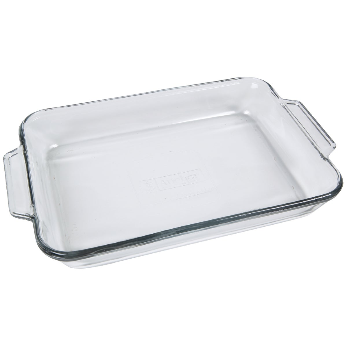 3QT GLASS BAKING DISH - 81935OBL11 by Anchor Hckg Roberts