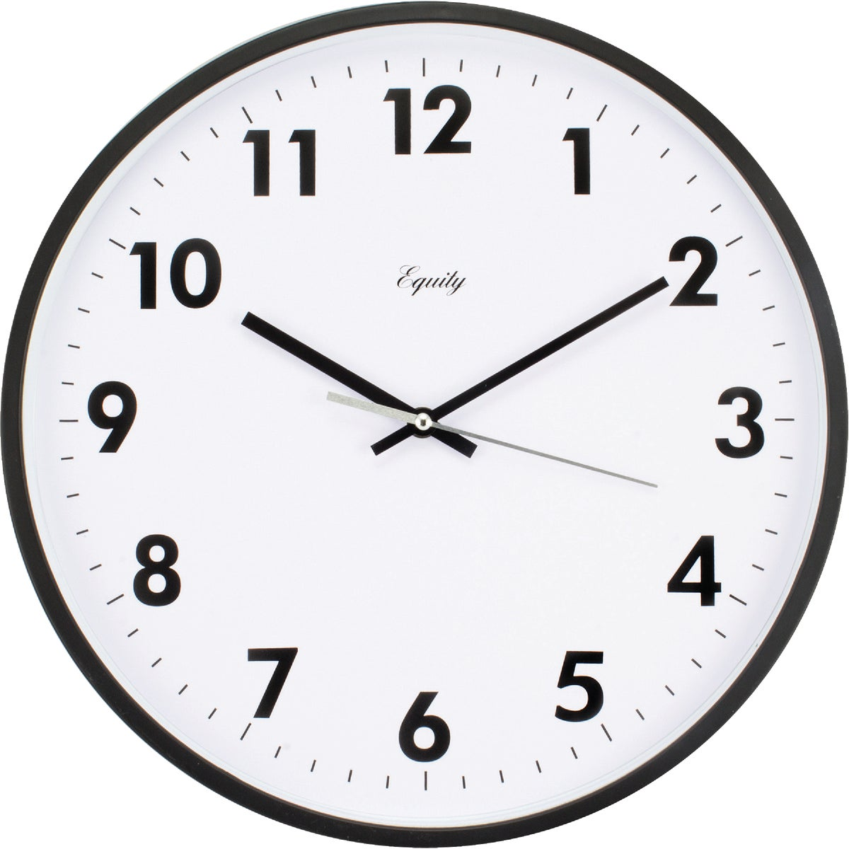 "13.5"" QUARTZ WALL CLOCK - 3938GG by Geneva Clock Company"