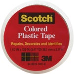 Scotch Colored Plastic Tape