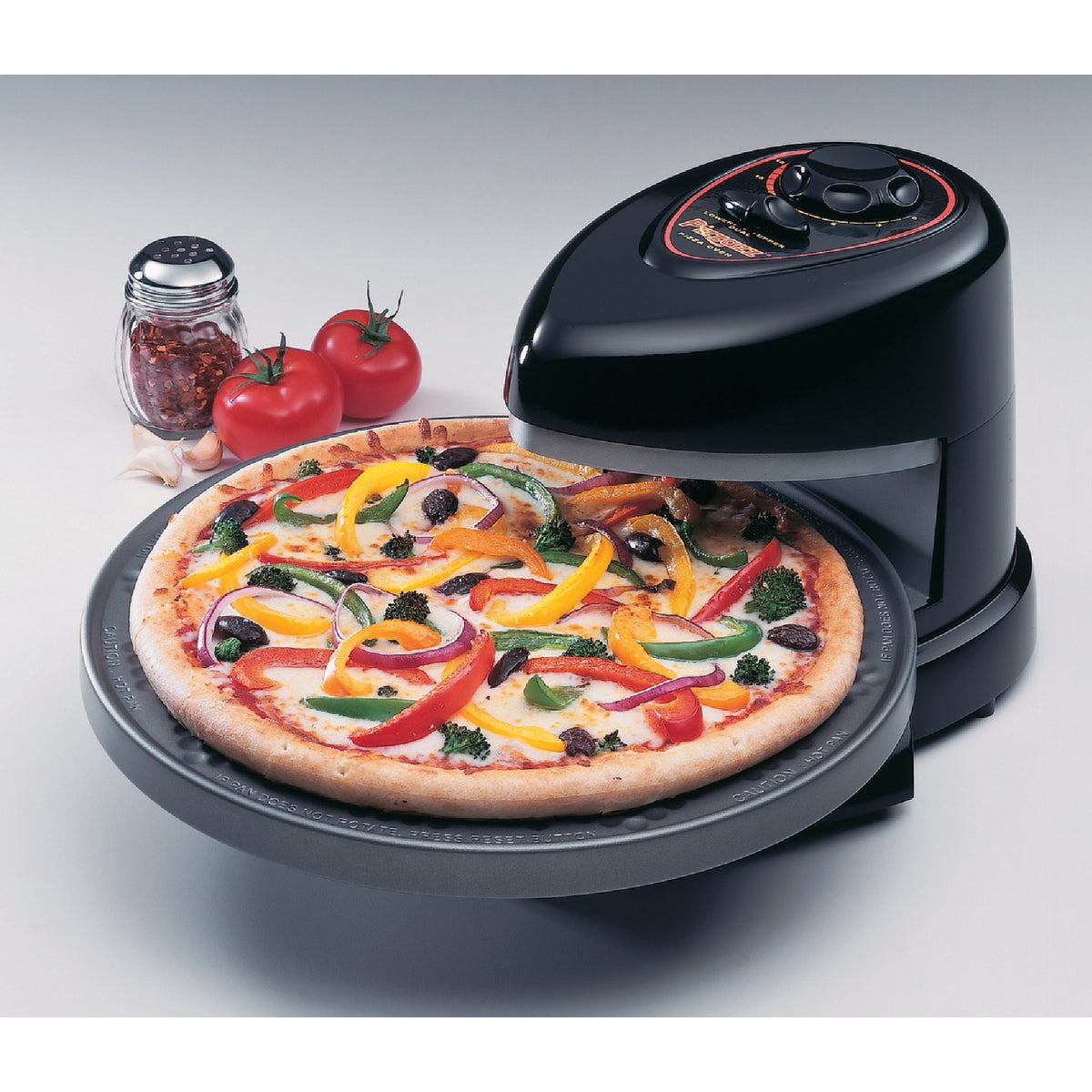 ELECTRIC PIZZA BAKER - 03430 by National Presto Ind