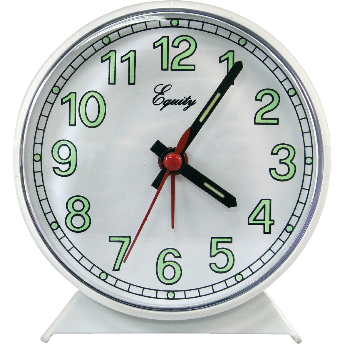 KEYWIND ALARM CLOCK - 2056AT by Geneva Clock Company