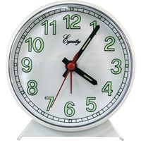 Geneva Clock Co KEYWIND ALARM CLOCK 2056AT