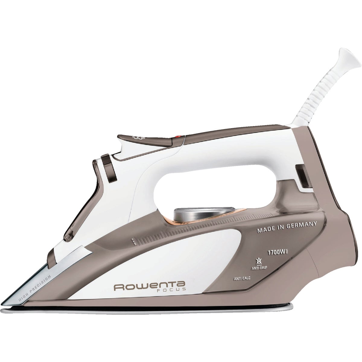 FOCUS STEAM IRON - DW-5080 by Rowenta Inc