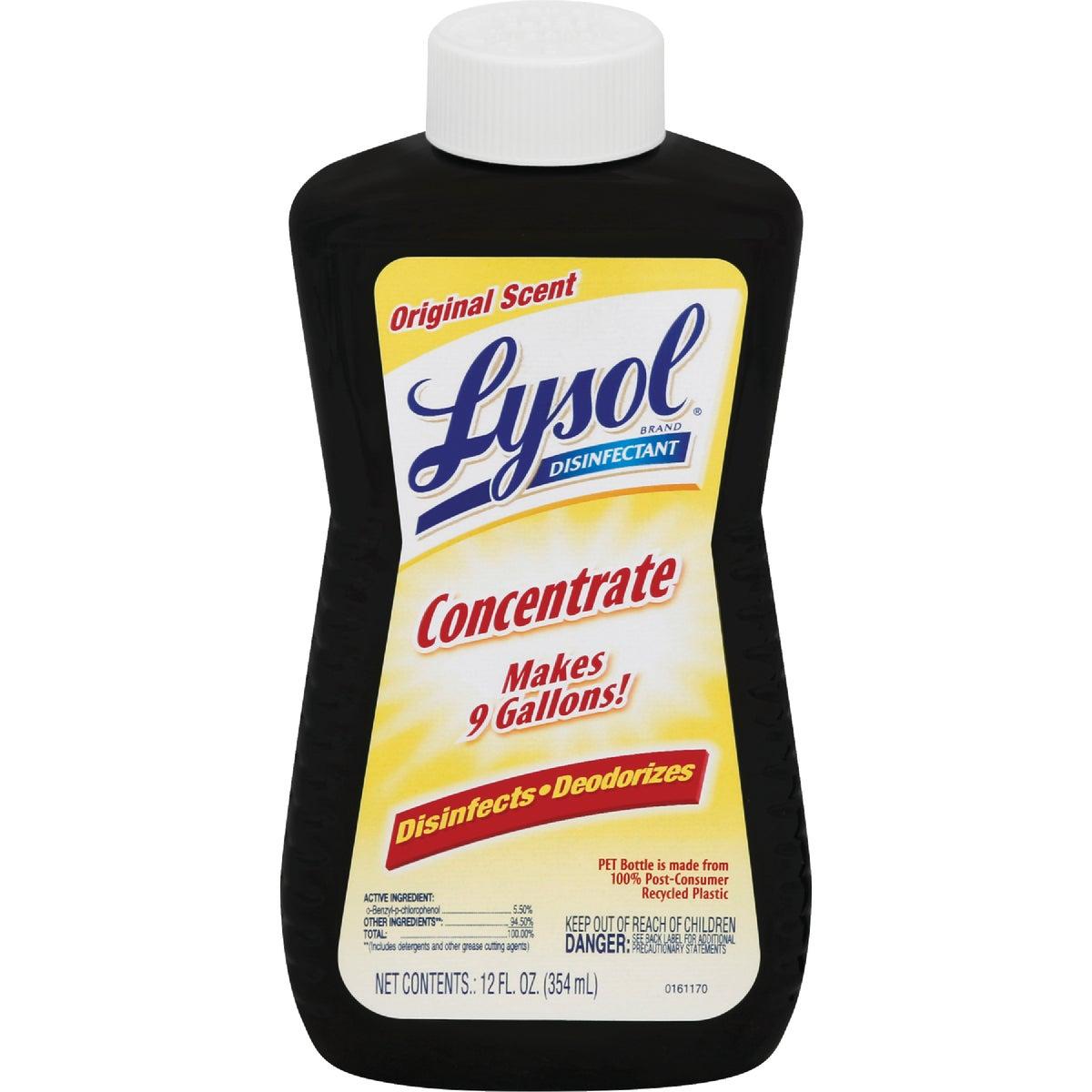 12Oz Concentrate Lysol