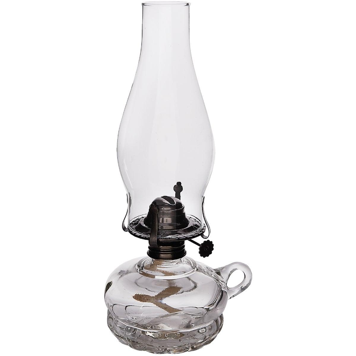 CHAMBER OIL LAMP