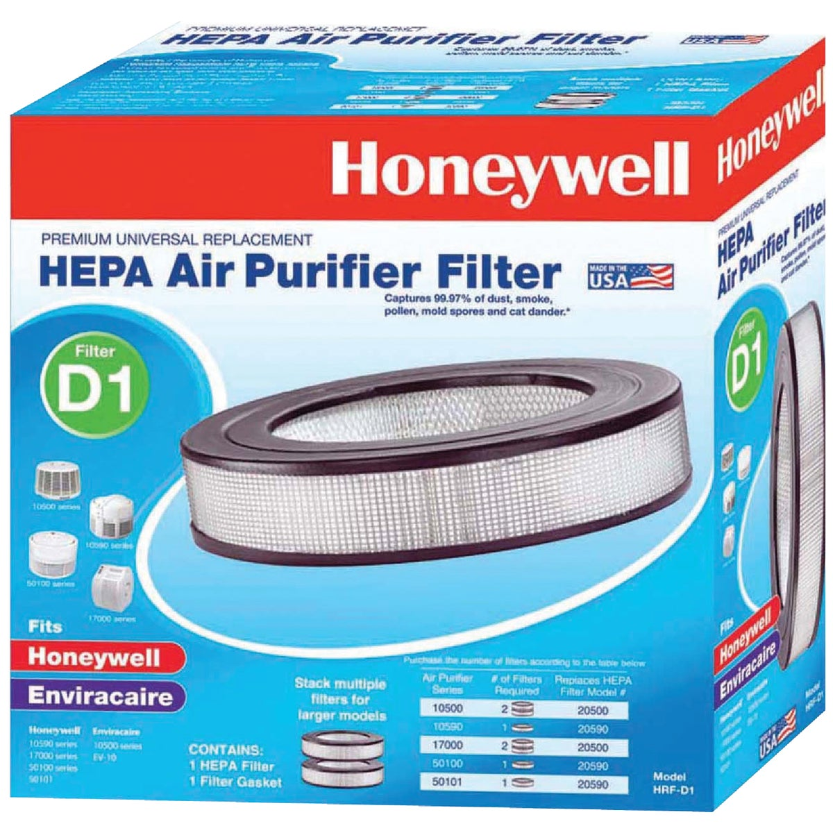 Kaz Home Environment LONGLIFE TRUEHEPA FILTER HRF-D1