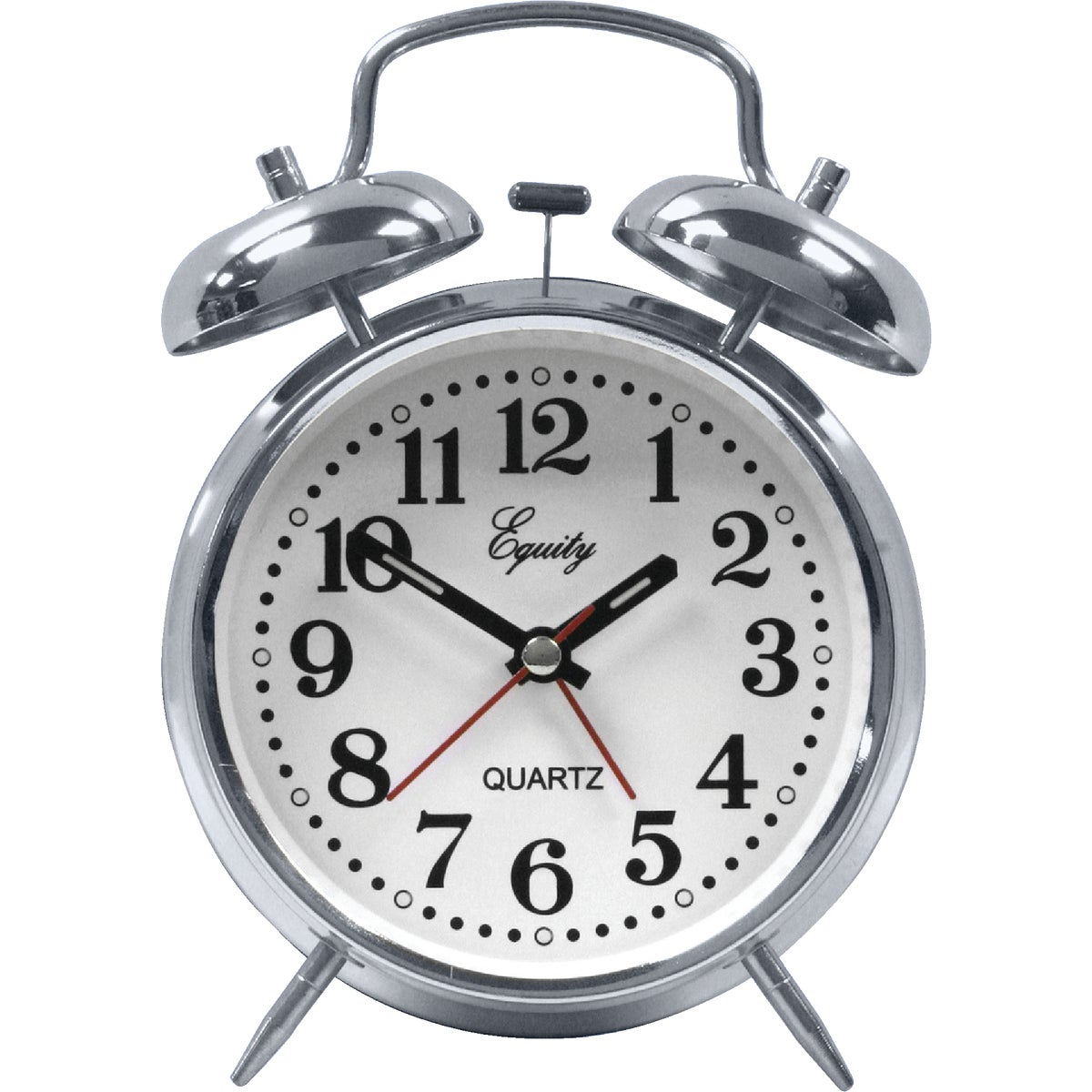 QUARTZ ALARM CLOCK - 3655E by Geneva Clock Company
