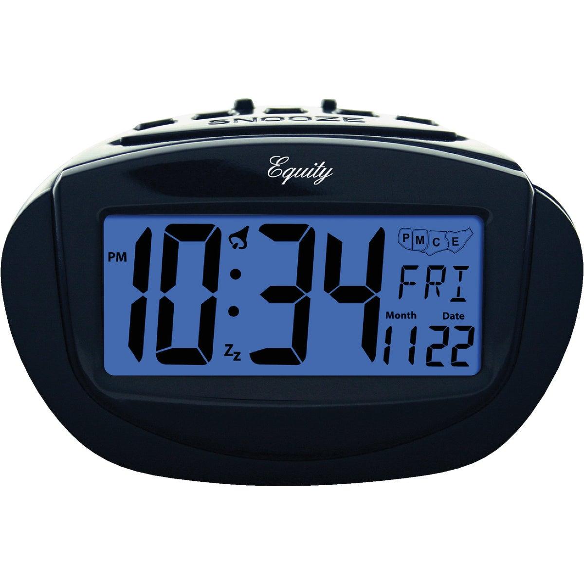 LCD ALARM CLOCK - 3408E by Geneva Clock Company