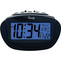 Geneva Clock Co LCD ALARM CLOCK 3408E