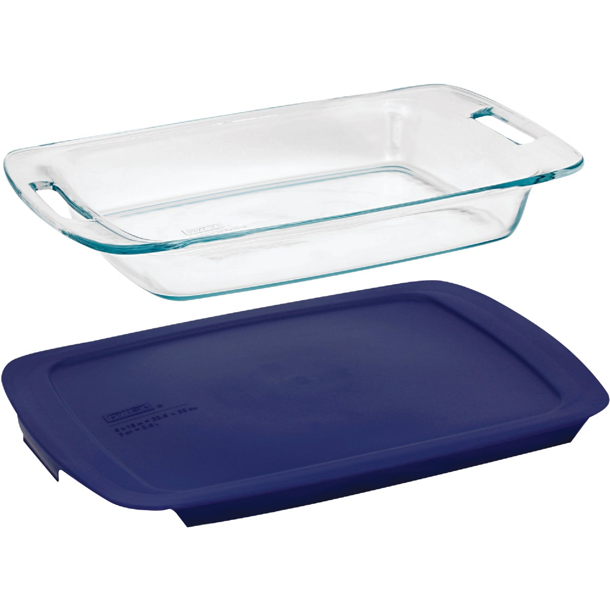 3QT OBLONG BAKING DISH - 1085803 by World Kitchen