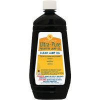 Lamplight 18OZ CLR ULTRA LAMP OIL 60014
