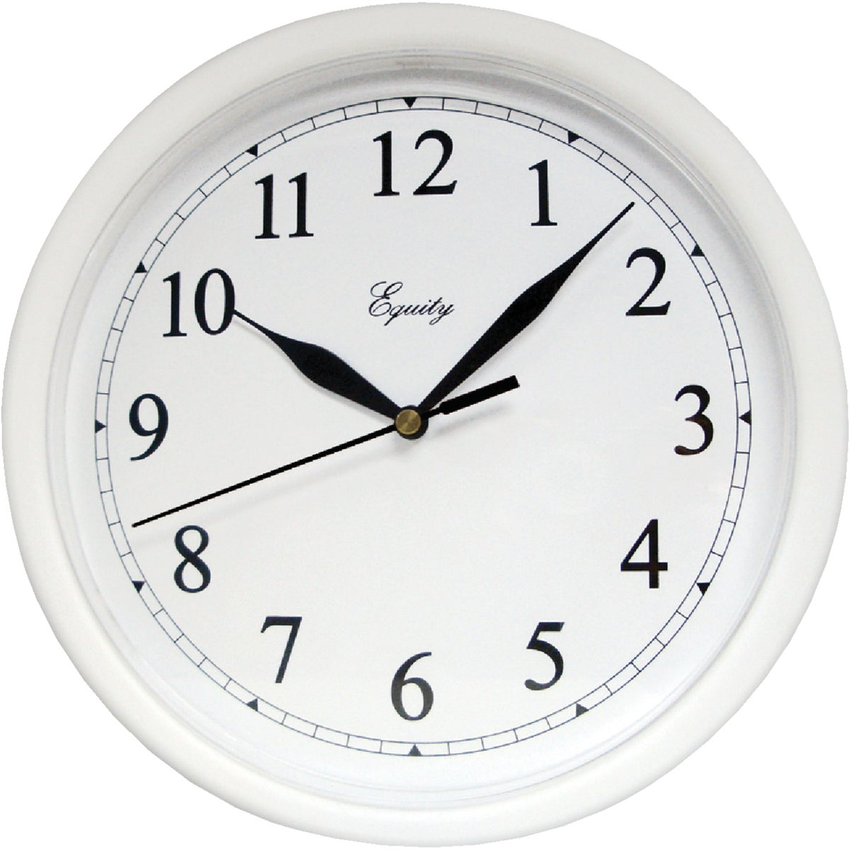 QUARTZ WALL CLOCK - 8101 by Geneva Clock Company