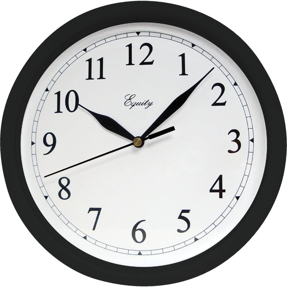 QUARTZ WALL CLOCK - 8102 by Geneva Clock Company