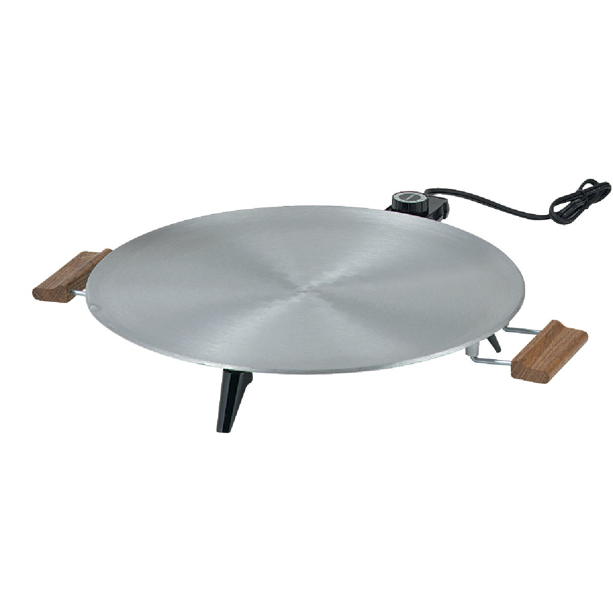 ALUMINUM LEFSE GRILL - 730 by Bethany Housewares