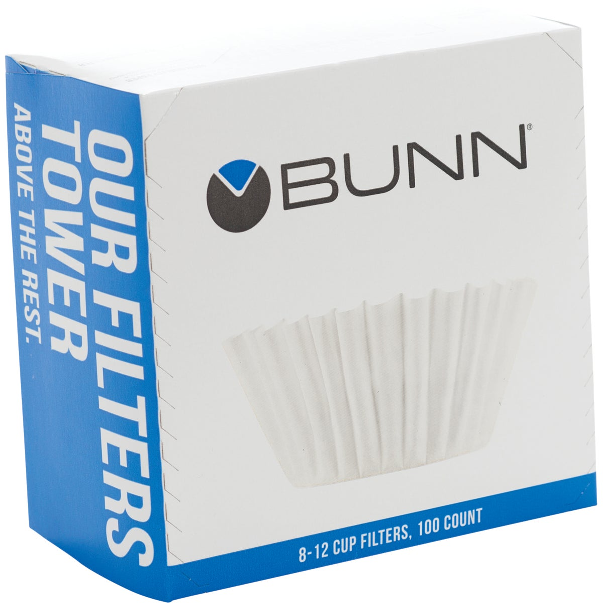 100PK PAPR COFFEE FILTER - 20104.0001 by Bunn O Matic