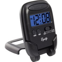 Geneva Clock Co LCD TRAVEL ALARM CLOCK 3400E