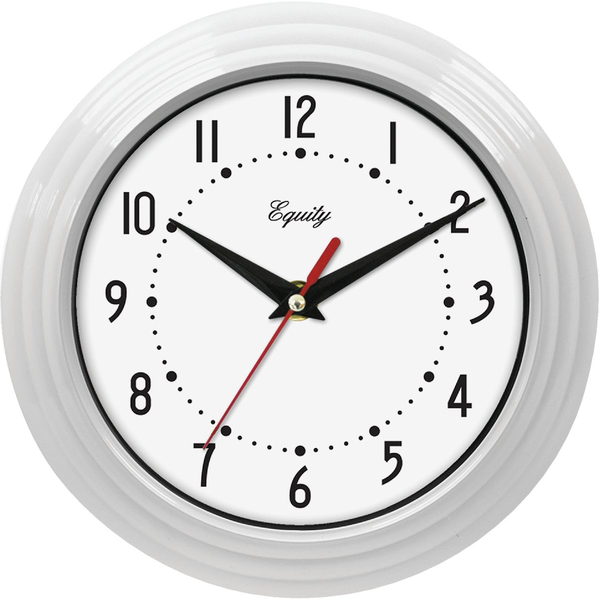 QUARTZ WALL CLOCK - 8001 by Geneva Clock Company
