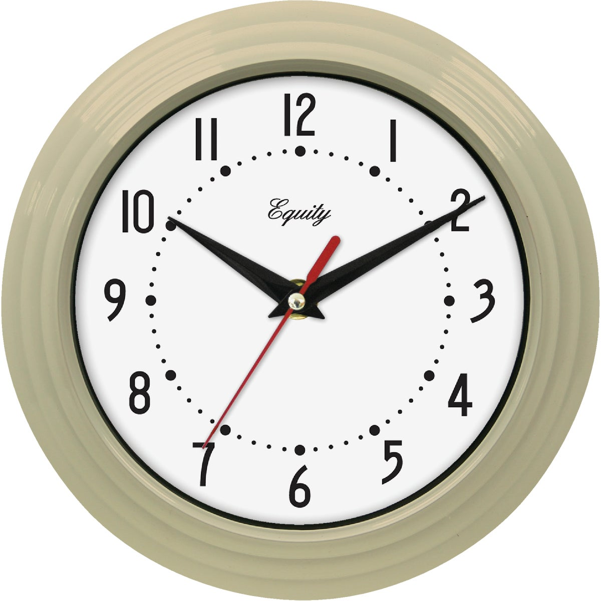 QUARTZ WALL CLOCK - 8003 by Geneva Clock Company