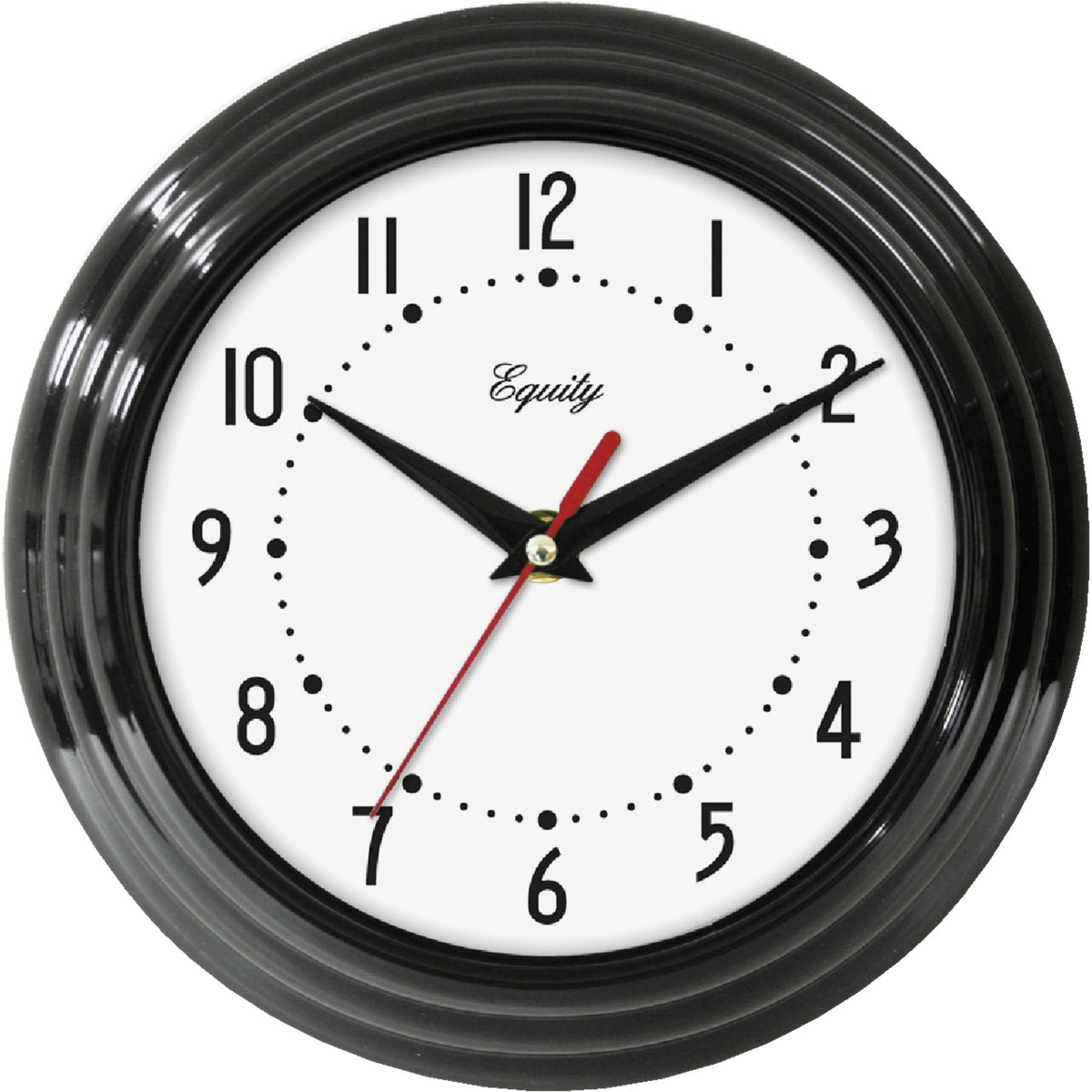 QUARTZ WALL CLOCK - 8002 by Geneva Clock Company