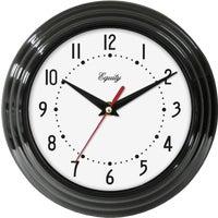 Geneva Clock Co QUARTZ WALL CLOCK 8002