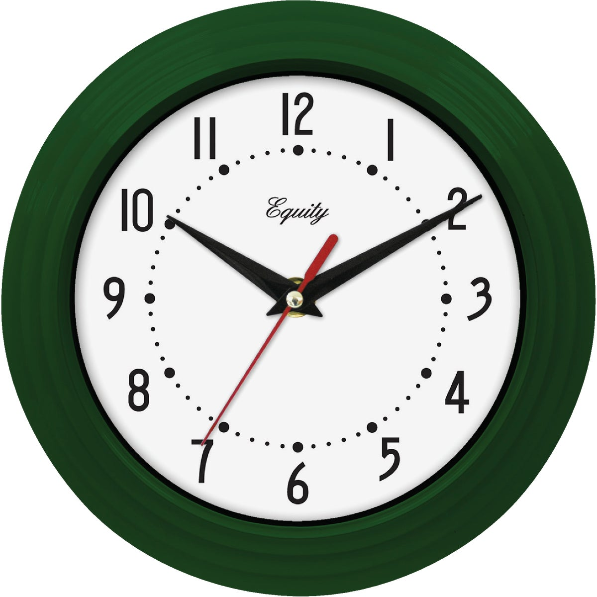 QUARTZ WALL CLOCK - 8004 by Geneva Clock Company