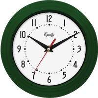 Geneva Clock Co QUARTZ WALL CLOCK 8004