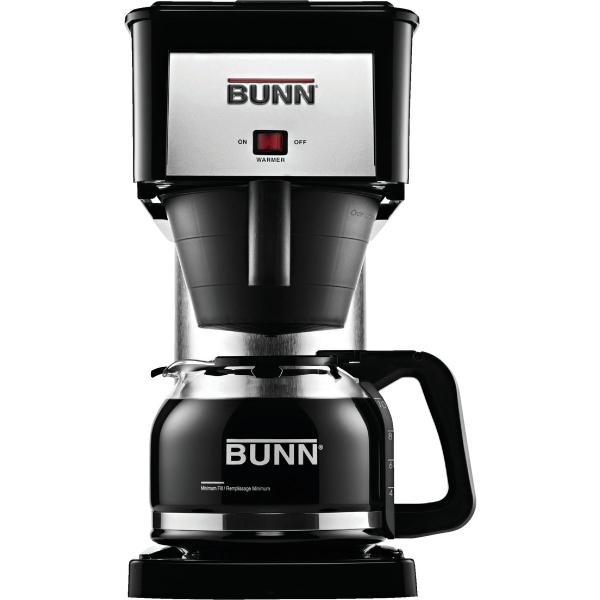 BLACK COFFEE BREWER - 38300.0045 by Bunn O Matic