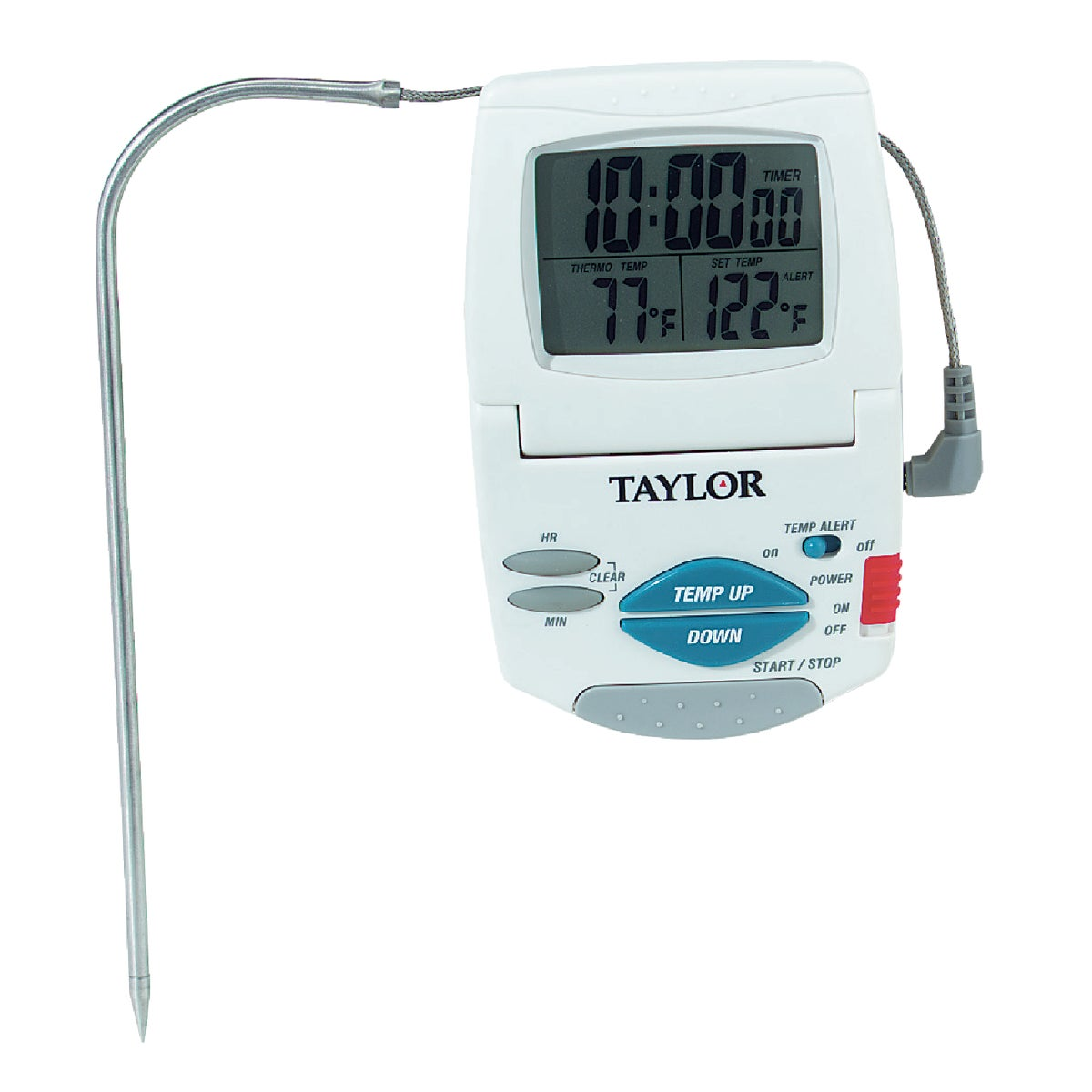 TIMER/THERMOMETER - 1470 by Taylor Precision
