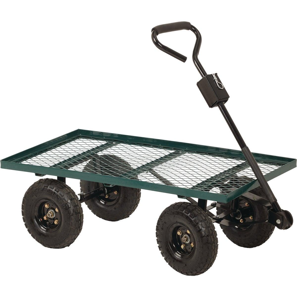 Best Garden Steel Garden Cart, 14000410