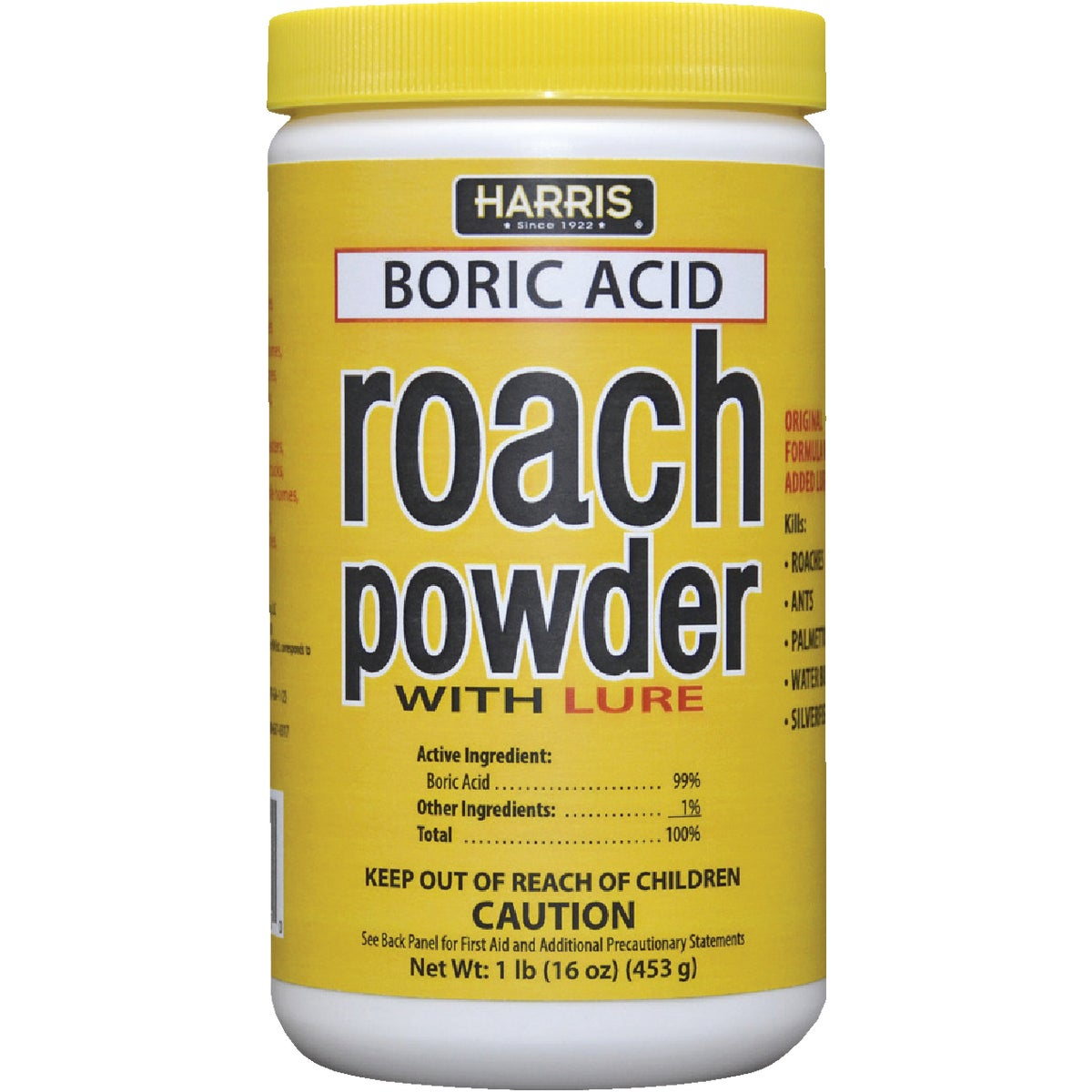 1LB ROACH PRUFE - ROACH by Copper Brite Inc