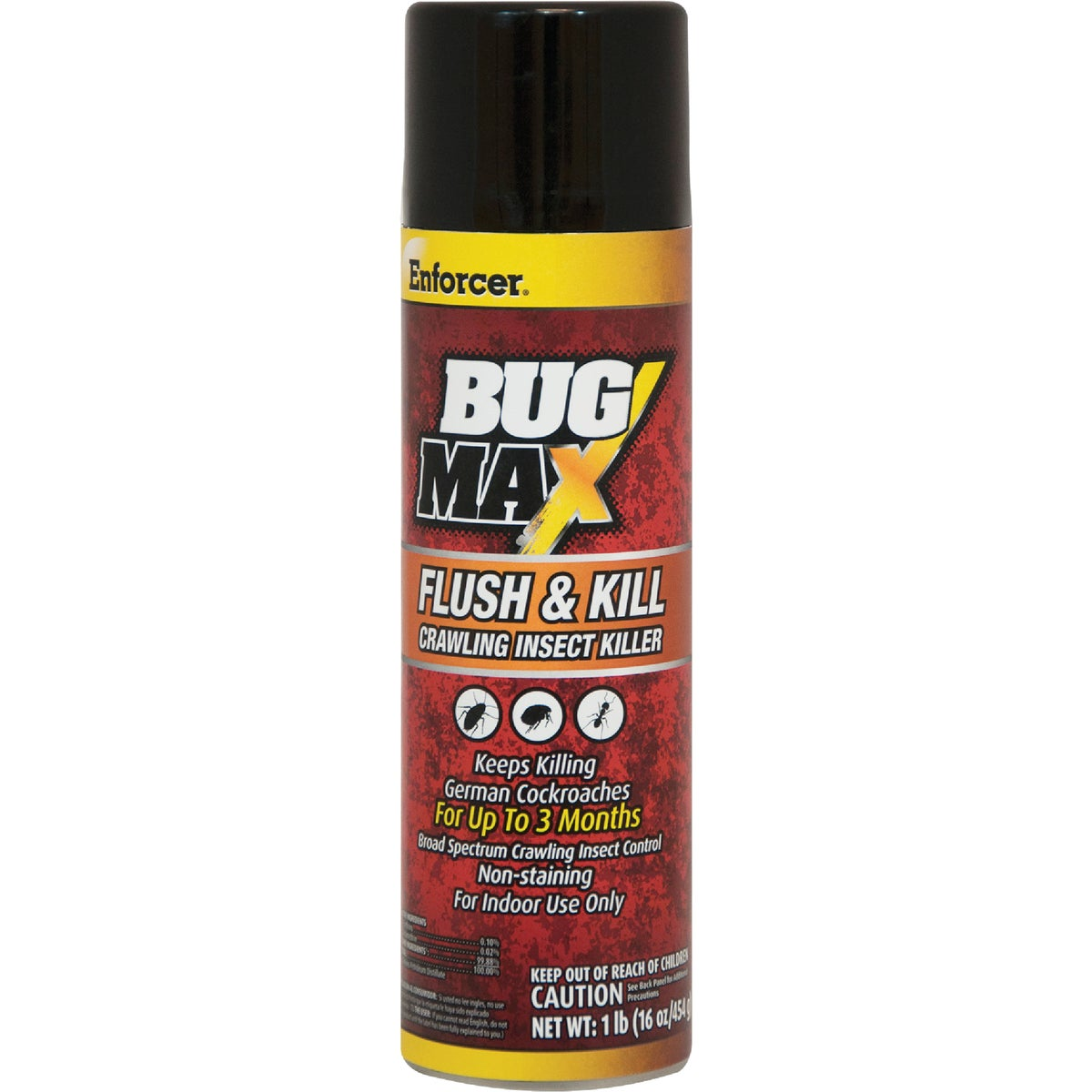 BUG MAX AEROSOL 16 OZ - EBMA16 by Zep Enforcer Inc