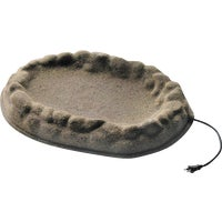 Ground Heated Bird Bath, FS-1