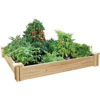 4'X4'Cedar Raised Garden