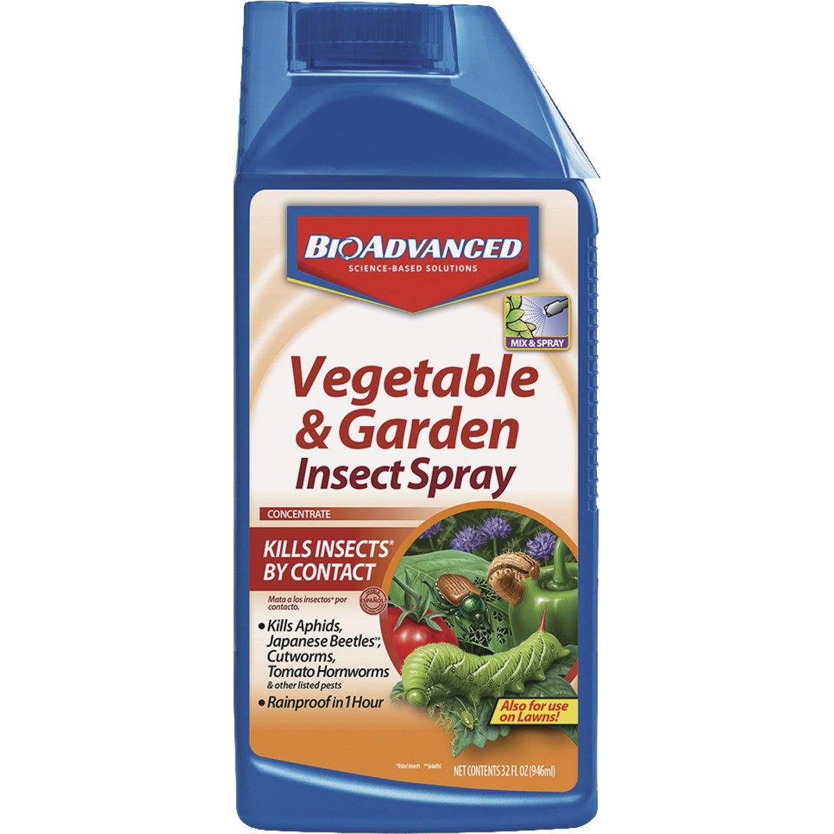 32OZ VEG INSECT SPRAY - 701521A by Bayer Advanced Llc