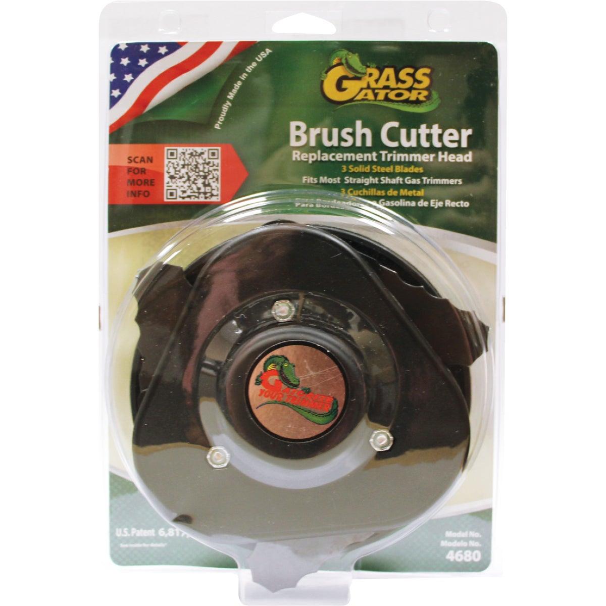 BRUSH CUTTER HEAD - 4680 by C M D Products