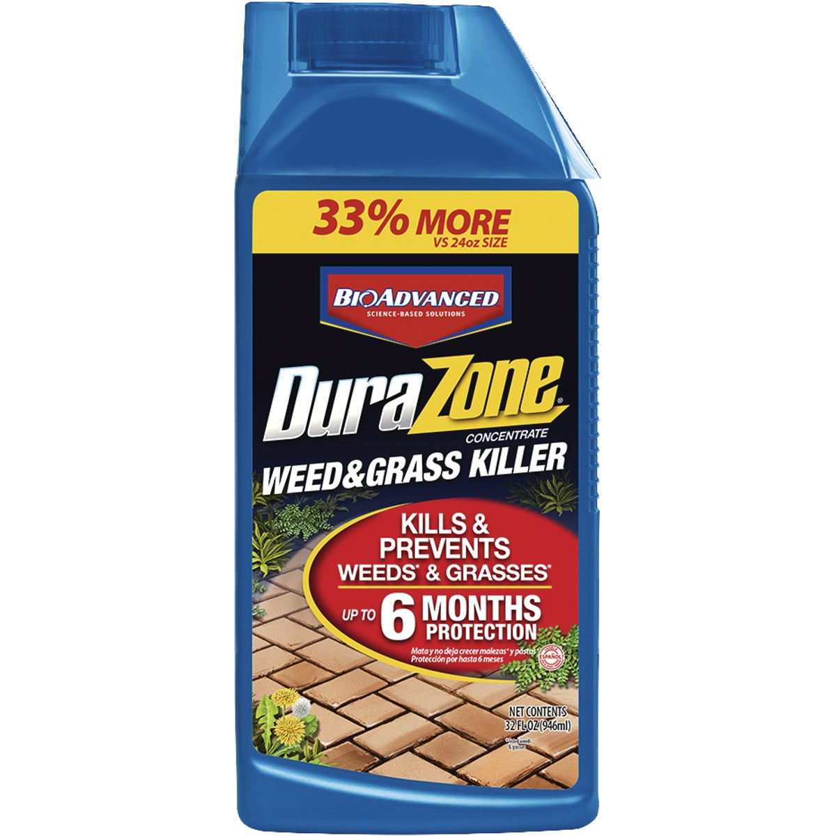 24OZ CONC DURAZONE - 704330A by Bayer Advanced Llc